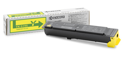 Toner Yellow TK-5195y