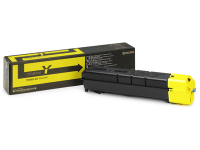 Toner Yellow TK-8705y